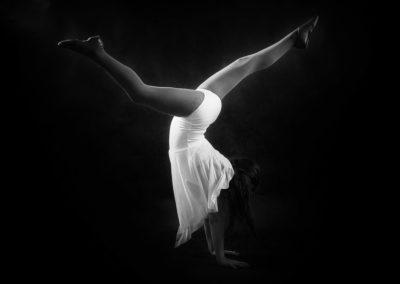 Ballerina in NYC